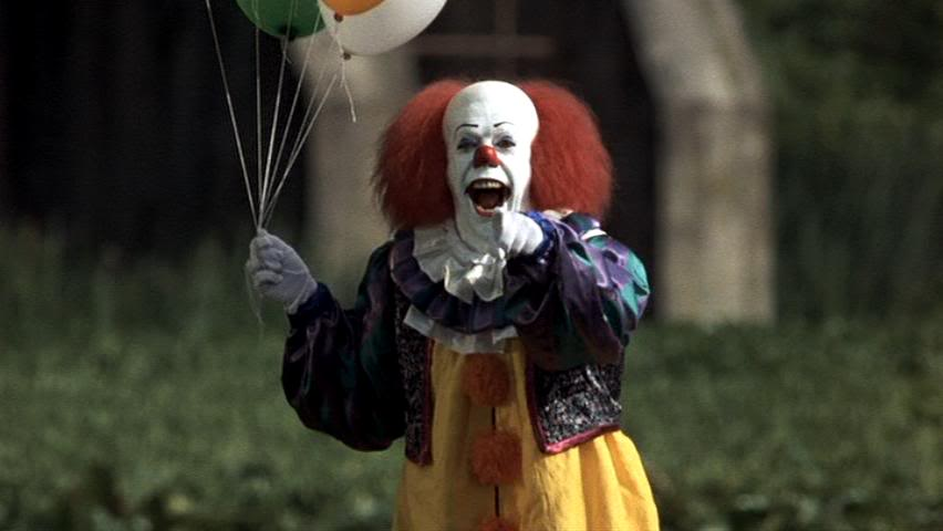Late to the Party - Stephen King's It (1990) - iHorror Horror ...