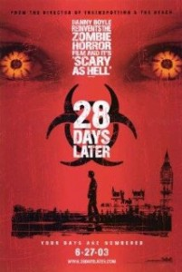 28 days later top ten zombie movies