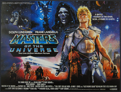 Retro Review: Masters of the Universe (1987)
