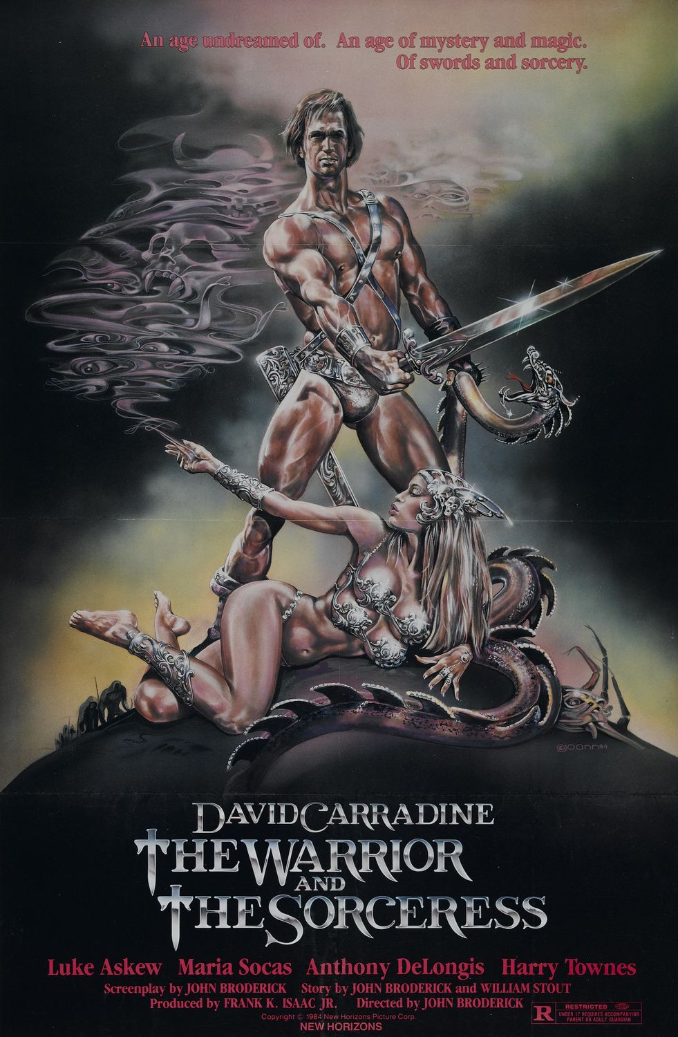 Retro Review: The Warrior and the Sorceress (1984)