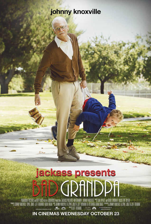 Bad Grandpa Makes Good – Box Office Wrap Up