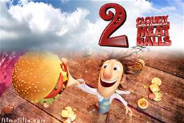 Cloudy 2 box office wrap up