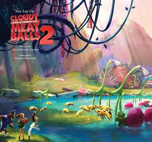 Cloudy with a chance of meatballs 2 box office wrap up
