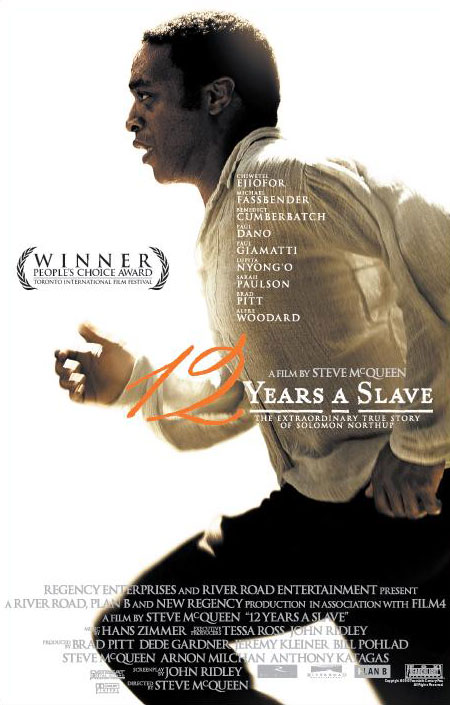 12 Years a Slave: Never Look Away