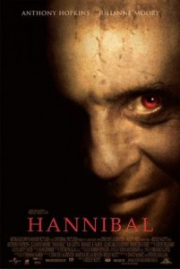 Hannibal Lecter series - Hannibal - Anthony Hopkins - retro review