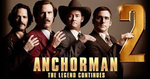Anchorman forecasted at second place: Box Office Wrap Up