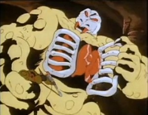 I think the Inhumanoids metaphor is going off the rails.
