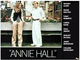 Annie Hall starring Woody Allen and Diane Keaton