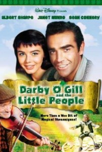 Retro Movie Review: Darby O'Gill and the Little People
