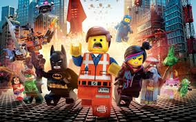 Movie Review: The Lego Movie explosion