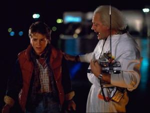 This Week In Box office History Tangled Web - Back to the Future
