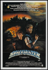 Spacehunter - This Week In Box Office History