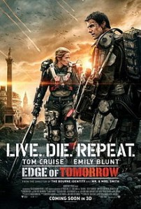 Movie Review: Edge of Tomorrow