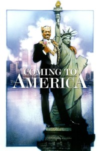 Top Ten Movies - The 4th of July: Coming To America Eddie Murphy