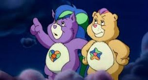 About the only positive I took away from this film was that the Care Bears were raised by a pair of butch lesbians. Score one for progressive family structures.