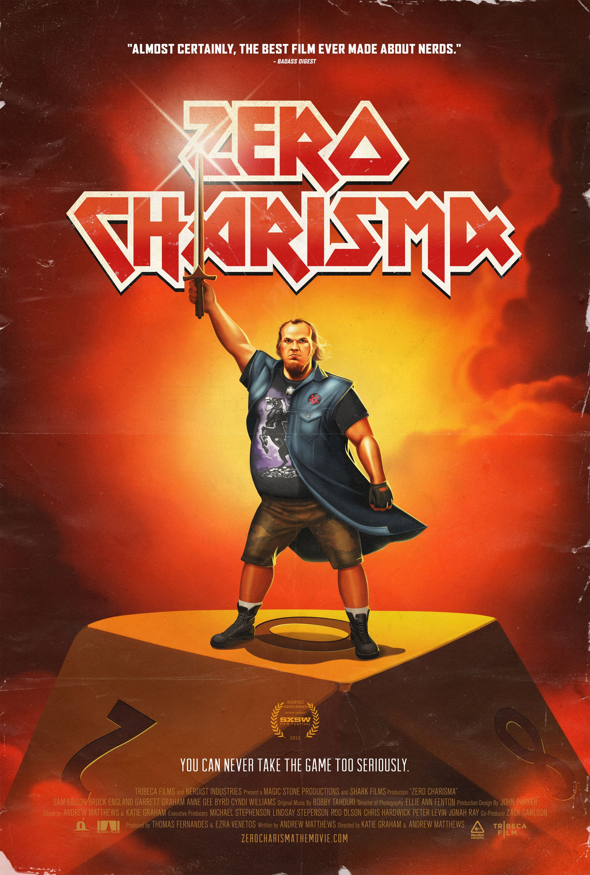 Retro Review: Zero Charisma