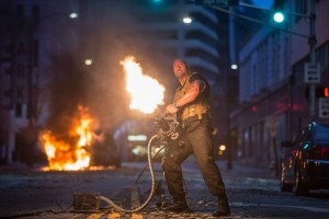 Someone did tell The Rock that he was making another Fast and Furious, not another GI Joe, right?