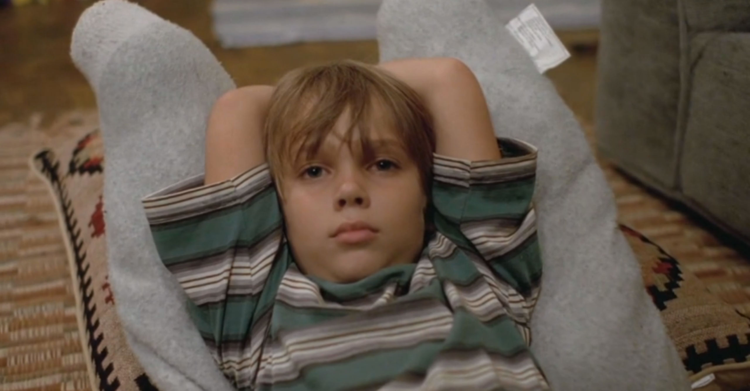 Boyhood: Misspent Youth