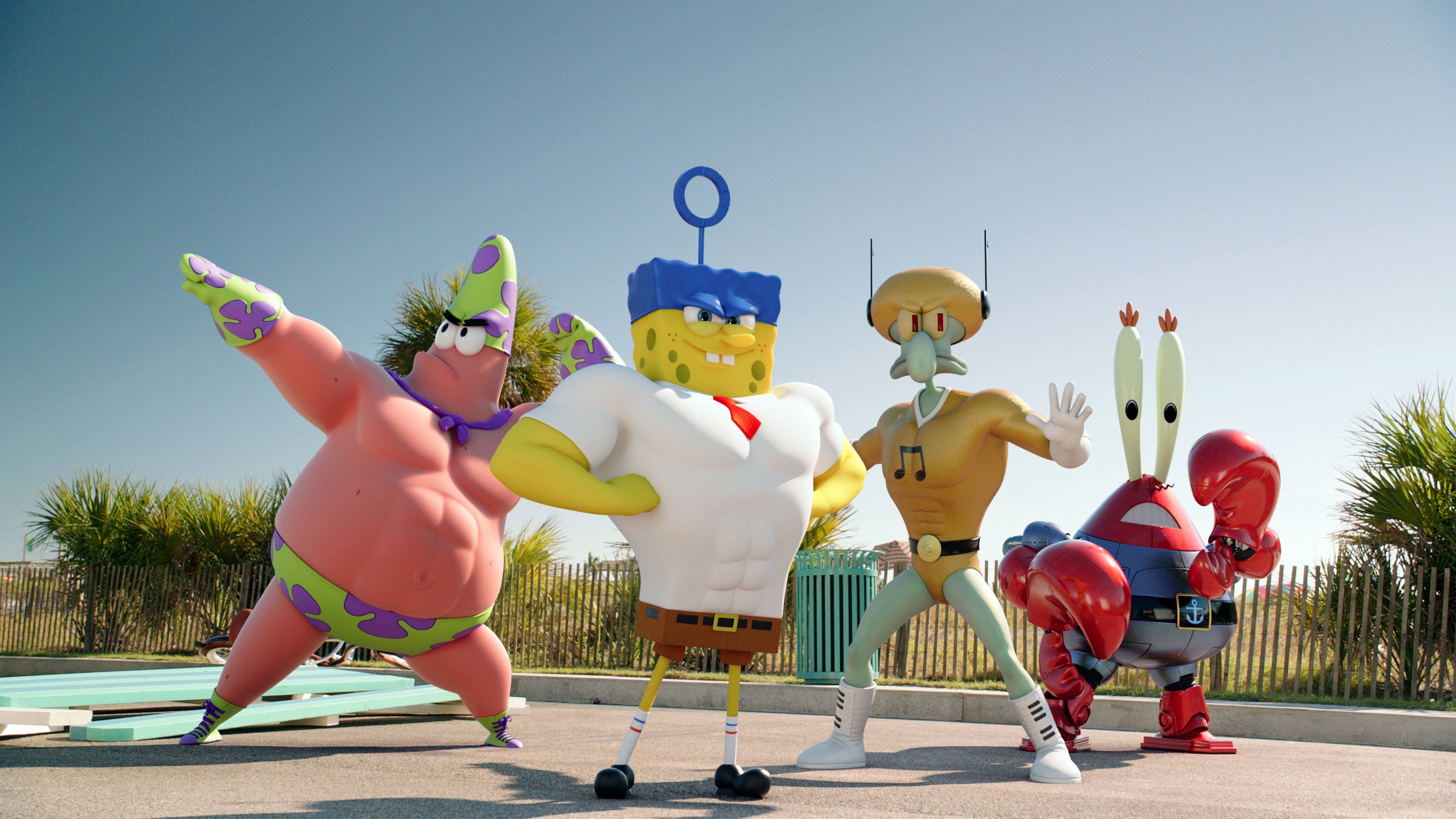 This Week In Box Office History: SpongeBob Ascending