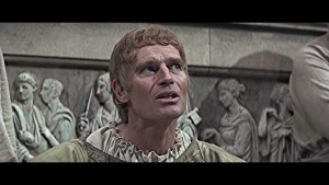 Julius Caesar movie review 1970