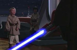 You know what, I'm adding a point for the younglings. That was pretty fucking funny.