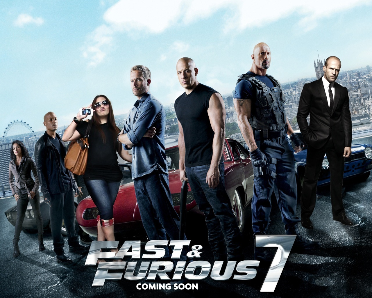 Box Office Wrap Up: Furious 7 Still Chugging