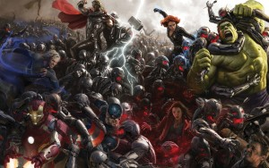 avengers age ofultron Box office