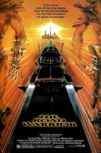 Mad Max Series - The Road Warrior Movie Review