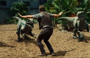 New movie reviews this week Jurassic World