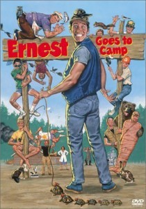 Top Ten Memorable Movie Camps - Camp Kikakee from Ernest Goes to Camp (1987)