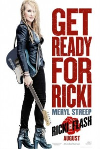Ricki and the Flash movie
