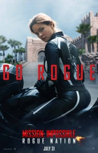 Rogue Nation Box office