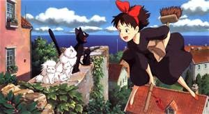top ten wicked witches Kiki, Kiki's Delivery Service