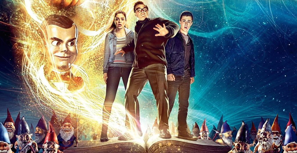 Box Office Wrap Up: Goosebumps for Halloween?