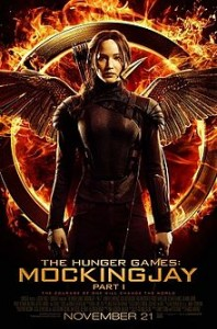 The Hunger Games movie review Mockingjay Part 1