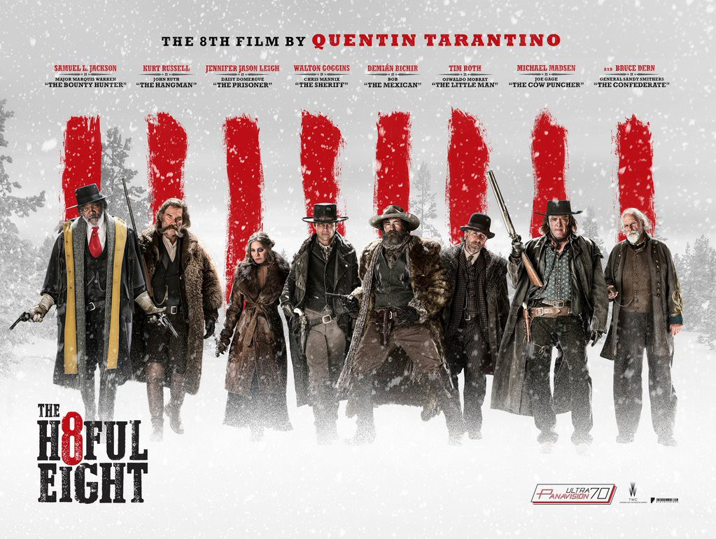 Coming Soon Trailers: The Hateful Eight, Anomalisa