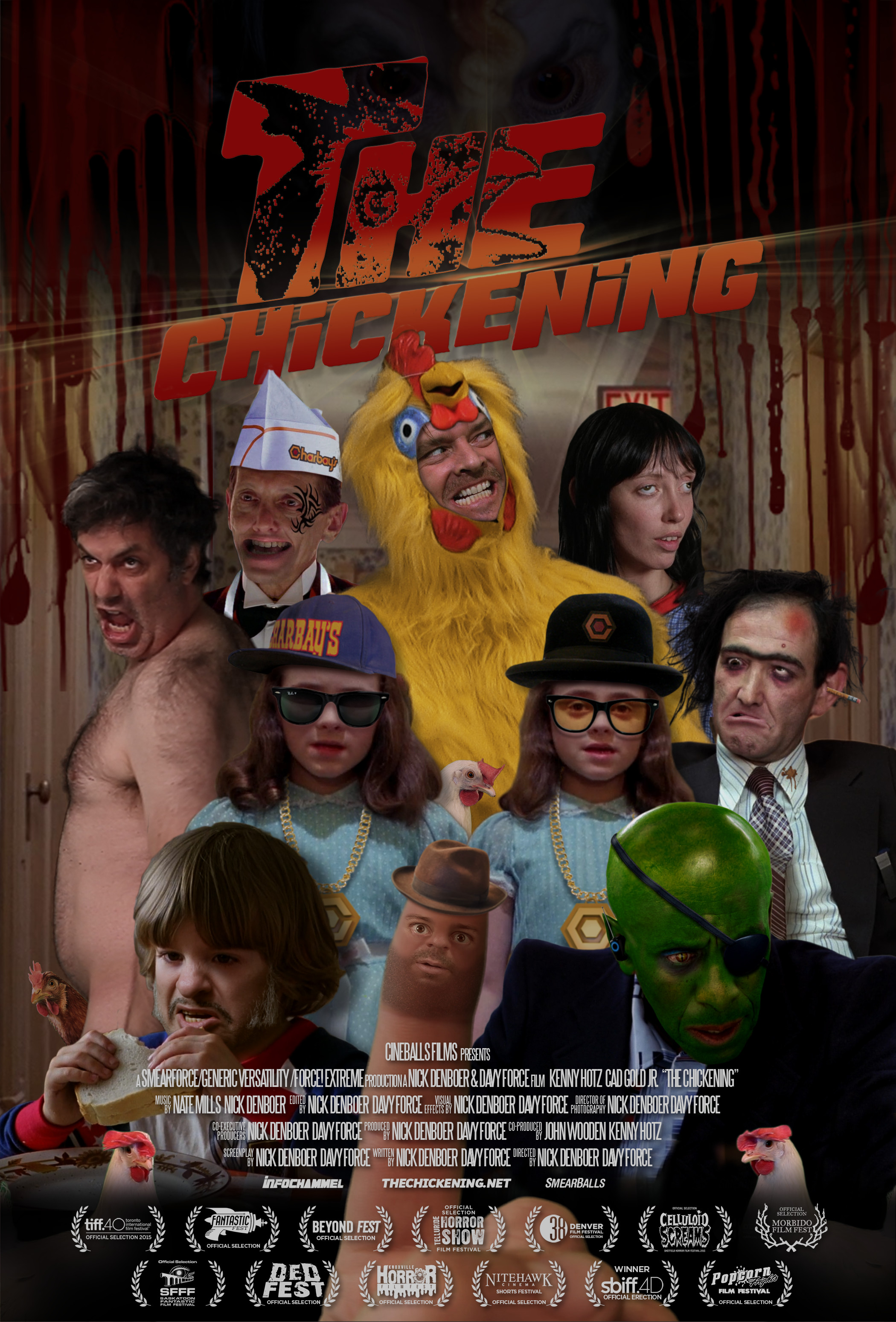 Terse Trailers: The Chickening, Ultraman, We Are Twisted Sister
