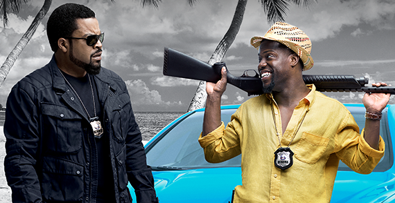 Box Office Wrap Up: Ride Along Rolls over Star Wars
