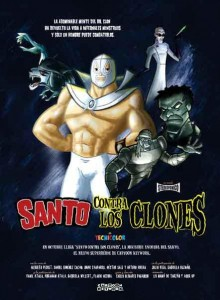 The Masked saint Rant featuring el Santo