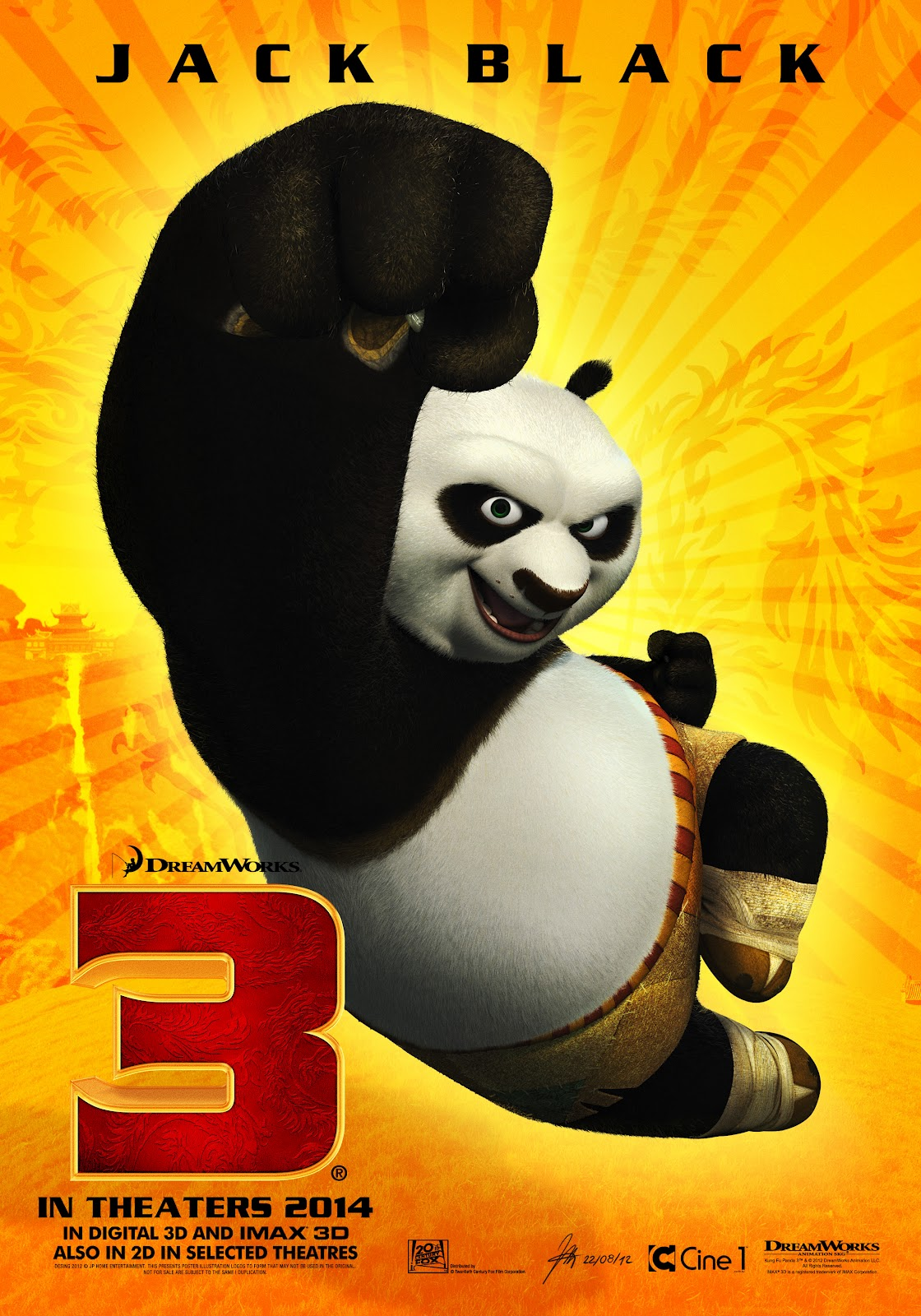 Box Office Wrap Up: Kung Fu Panda 3 Chopping The Competition