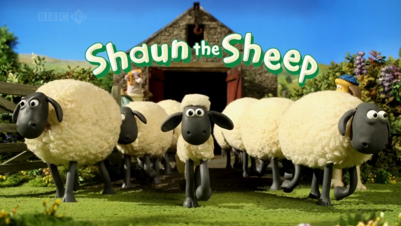 Movie Review: Shaun The Sheep