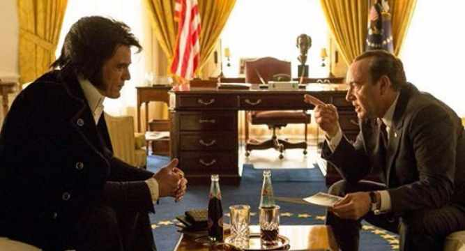 See It Instead: Elvis and Nixon…Elvis Overdose