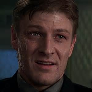 Don't feel bad, James, I'm Sean Bean...everyone assumes I die early in a film!