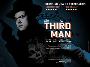 Faked Deaths in Movies the third man
