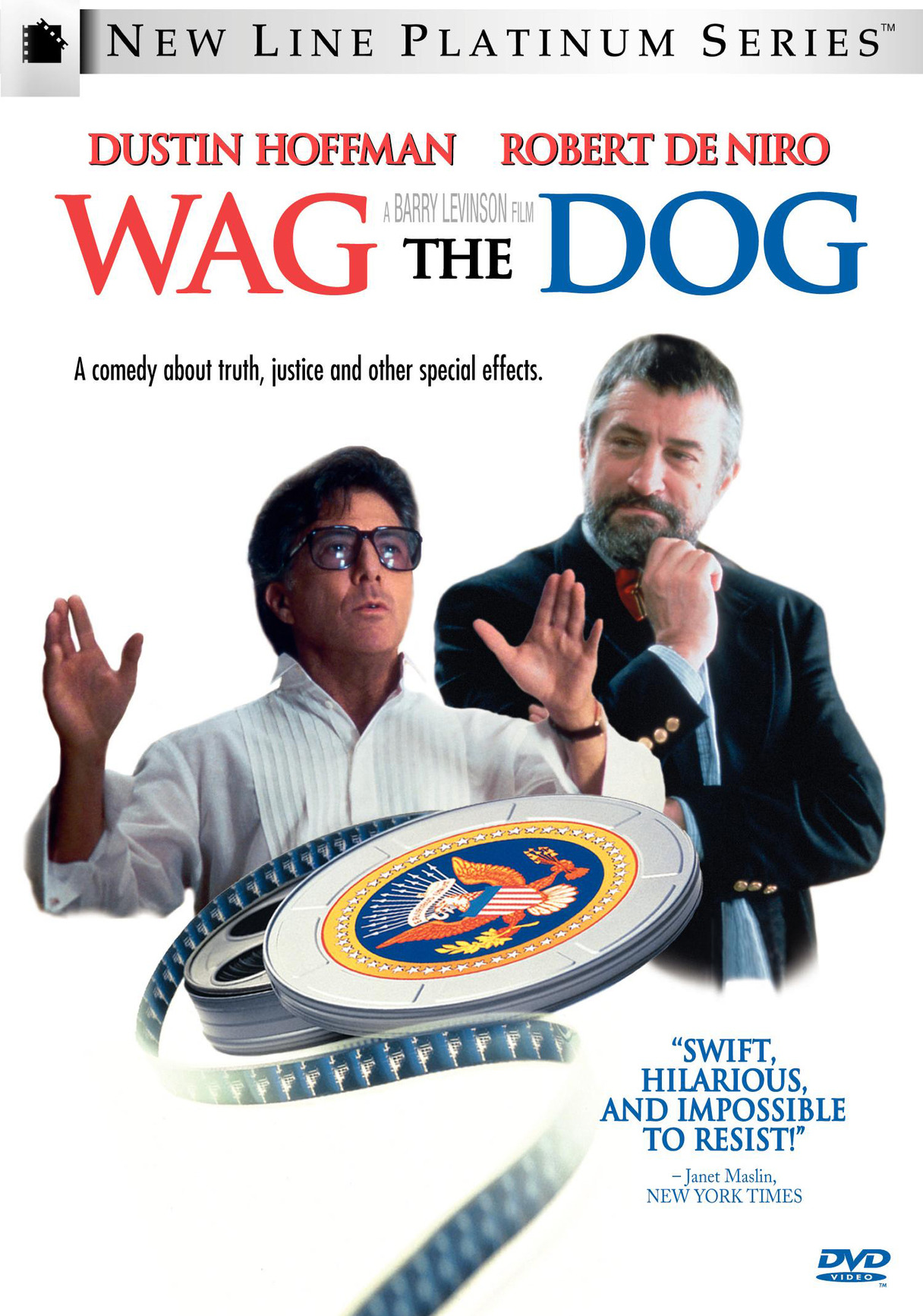 Movie Wag The Dog Review