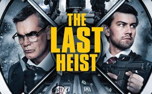 The Last Heist title
