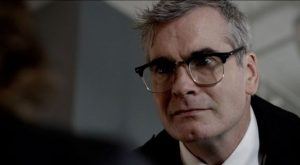 The Last Heist, Henry Rollins as Bernard