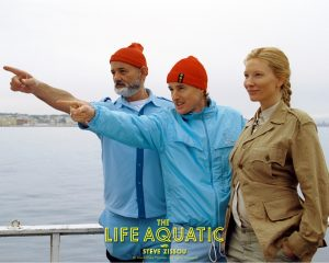 The Life Aquatic, Bill Murray, Owen Wilson, Cate Blanchett. See It Instead Shark Edition