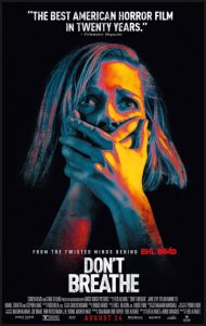 Box Office Wrap Up: Don't Breathe