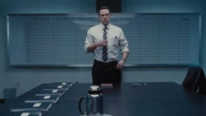 Movie Review The Accountant.